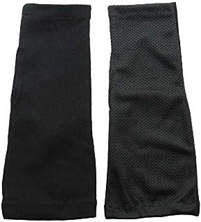 iina!closet(イイナクローゼット) アームカバー UV カット ショート 手袋 レディース 指なし 紫外線 車 自転車 通勤 通学