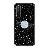 Cute Space Universe Starry Aviation Planet Phone Case for Huawei Mate 40 30 10 20 40 8 9 Lite Z Pro...
