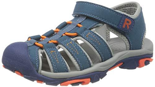 Richter Kinderschuhe Boulder Sandale, nautical/light grey, 32 EU