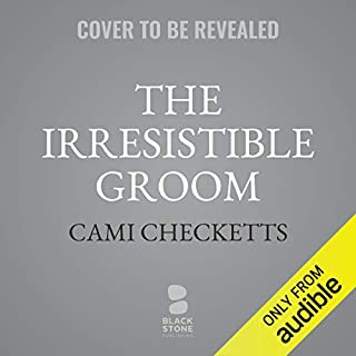 The Irresistible Groom audiobook cover art
