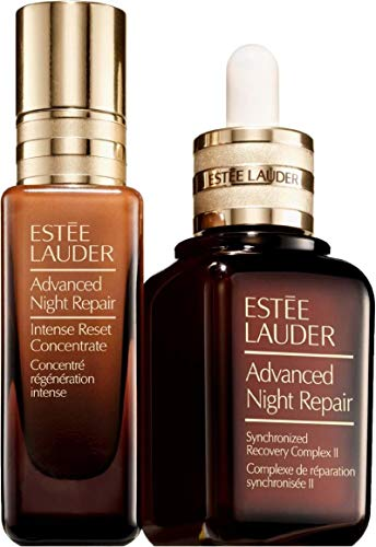 Estee Lauder Advanced Night Repair Lote 2 pz, Negro