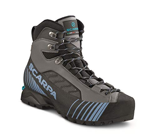 Scarpa Schuhe Ribelle Lite HD Men Größe 46 irongrey/Ocean