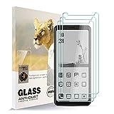 AYSOW Bildschirmschutzfolie Panzerglas für Hisense A5 PRO HD-Hartglasfolie Anti-Fingerabdruck Blasenfrei Leicht zu Installieren, 9H Festigkeit Glasschutzfolie Schutzfolie für Hisense A5 PRO [3er Pack]