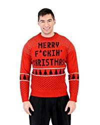 Merry Inappropriate Christmas X-mass sweater ideas