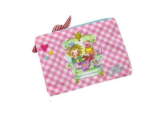Prinzessin Lillifee Geldbörse, 13x 9cm, rosa, Modell # 11599