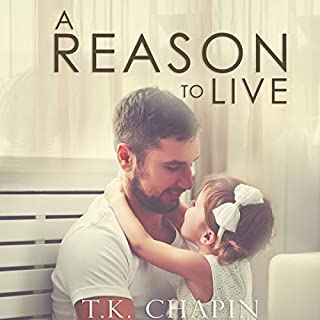 A Reason to Live: An Inspirational Romance     A Reason to Love, Book 1              By:                                                                                                                                 T.K. Chapin                               Narrated by:                                                                                                                                 Lisa Negron                      Length: 4 hrs and 48 mins     1 rating     Overall 4.0