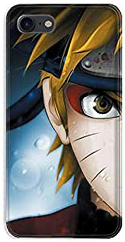 Coque pour iphone 7 / 8 / SE (2020) Manga Naruto Blanc