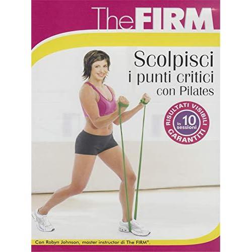 Scolpisci i punti critici con pilates(+booklet)
