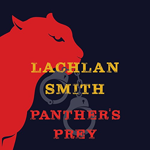 Panther's Prey audiobook cover art