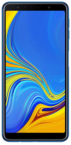 Samsung Galaxy A7 A750 2018 Single SIM Blau Blue 64 GB LTE Smartphone ohne Vertrag