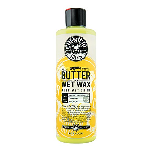 Chemical Guys WAC_201_16 Butter Wet Wax 16 Oz