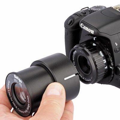 Holga Fisheye-Vorsatz für 60mm Objektive