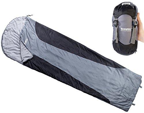 Semptec Urban Survival Technology Sommerschlafsack: Ultraleichter Sommer-Schlafsack, Mikrofaser, 195 x 75 x 60 cm (Schlafsack leicht)