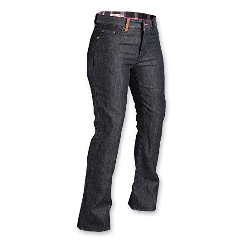 Highway 21 Damen Jeans Palisade (Schwarz, Größe 38)