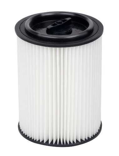 Vacmaster Washable Cartridge Filter for Wall Mountable Vac, VWCF