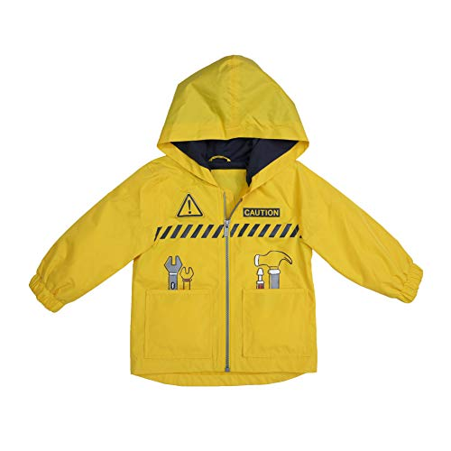 Impermeable Amarillo marca Carter's