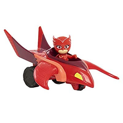 JP PJ Masks PJMB9320 PJ Masks Vehicle & Figure - Series 2 - Owlette from Flair Leisure Products