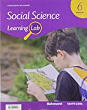 LEARNING LAB SOCIAL SCIENCE 6 PRIMARIA MADRID