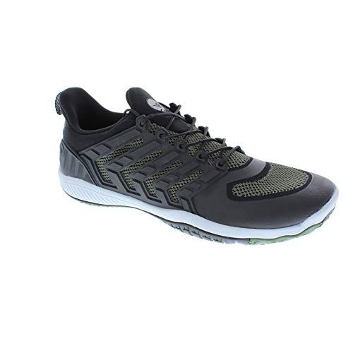 Body Glove Men's Dynamo Ribcage Water Shoe, Black/Agave, 11