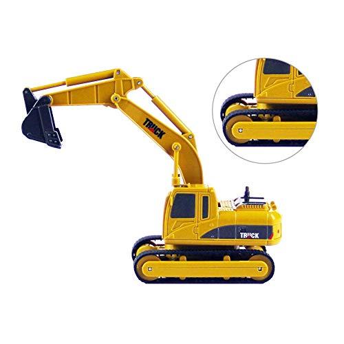 RC Auto kaufen Baufahrzeug Bild 2: SH-Flying RC Construction Truck, Auto Spielzeug, BAU Spielzeug, Innovative Mini-Fernbedienung LKW Bagger Fernbedienung Auto simulierte Auto Modell Spielzeug Bagger Spielzeug*
