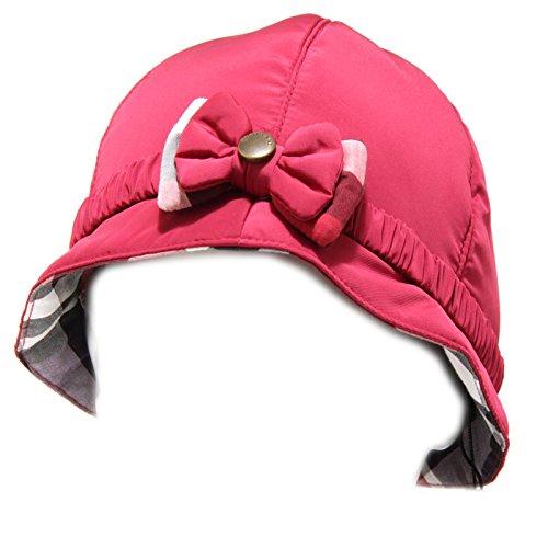 BURBERRY 4327F cappello accessori bimba hat kids VIOLA [50 CM]