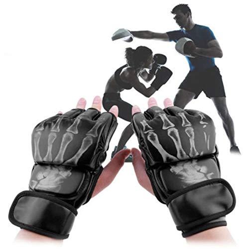 YWRD Guantes Kick Boxing Guantillas Karate Guantes de Kickboxing Guante de Boxeo...