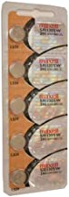 Maxell Watch Battery Button Cell SR1130SW 390 Pack of 5 Batteries