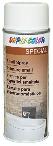 Dupli-Color 467257 Email Spray weiß 400 ml