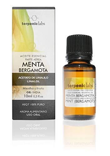 Terpenic Evo Menta Bergamota Aceite Esencial Bio 10 ml - 1 Unidad