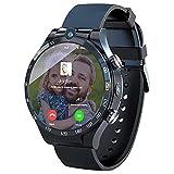 Smart Watch Phone 4GB + 128 GB De 1,6 Pulgadas Display 900Mah Android 10 WiFi GPS Reloj Inteligente Hombres para Android iOS,A
