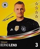 Rewe WM 2018 tarjetas de colección 3-bernd leno