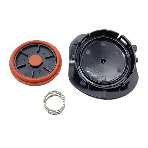 OKAY MOTOR Valve Cover PVC Membrane Repair Kit for 2007-2016 Mini Cooper Countryman Paceman Clubman 1.6L