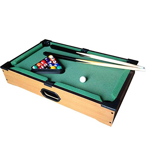 N/X Simulation of Children's Billiards and Billiards Training Family Entertainment Interactive Table Games Parent-Child Toys Mini Pool Table