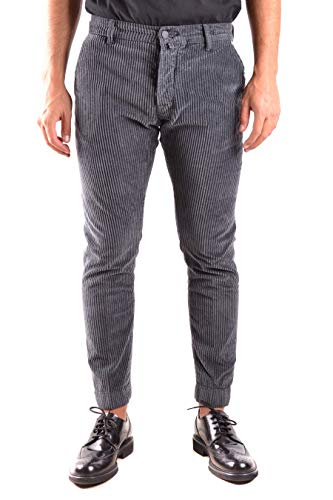 Jacob Cohen Luxury Fashion Uomo J66600772BGENJC990 Blu Elastan Pantaloni | Stagione Permanente