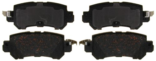 Raybestos PGD1624C Professional Grade Ceramic Disc Brake Pad Set