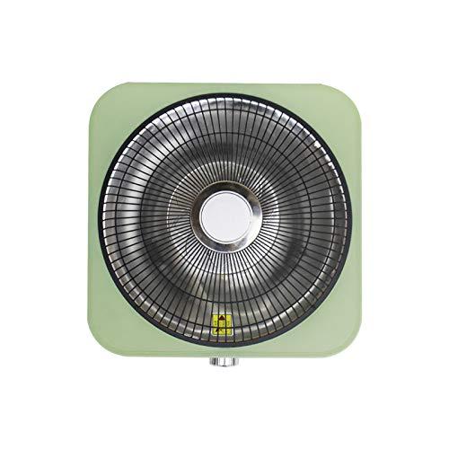 Air Purifiers Calefactor Eléctrico,Calentador Portátil De 900 Vatios, Calentador De Tubo Halógeno, Termostato, Bajo Nivel De Ruido, Calentador Eléctrico Radiante, Gran Angular, Adecuado para Oficina
