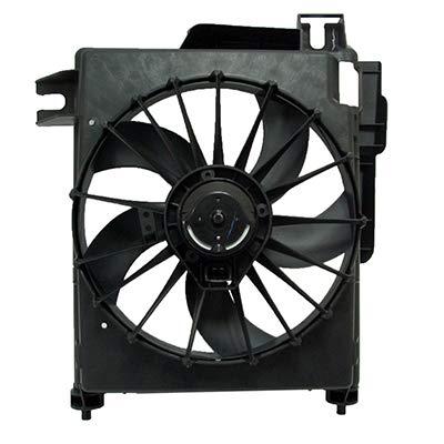 05 dodge ram 1500 condenser fan - 9