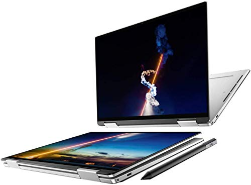 New XPS 13 2-in-1 7390, 13.3' 4K UHD+ (3840x2400) Touch Screen WLED Display, Intel's 10th Gen i7-1065G7, 512GB SSD, 16GB RAM, Intel Iris Plus Graphics, Stylus Pen, Windows 10 Pro (Renewed)