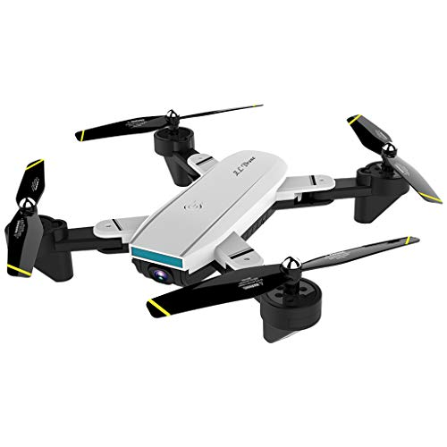 EWRT Dron SG700-D Mini WIFI FPV-RC Dron 1080P Cámara Gran Angular Quadcopter Helicóptero con Brazo Plegable