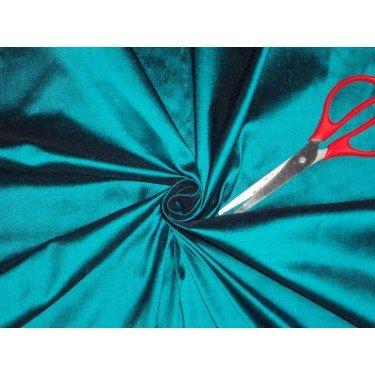 Dupioni-Stoff aus reiner Seide, 137,2 cm, Grün x Schwarz