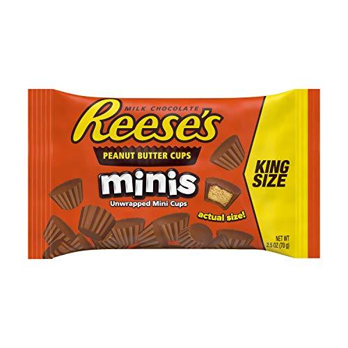 Reese's Mini Cioccolattini al Burro di Arachidi - 70 g