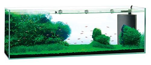 ジェックスグラステリアサイレント900スリム静音フィルター付
