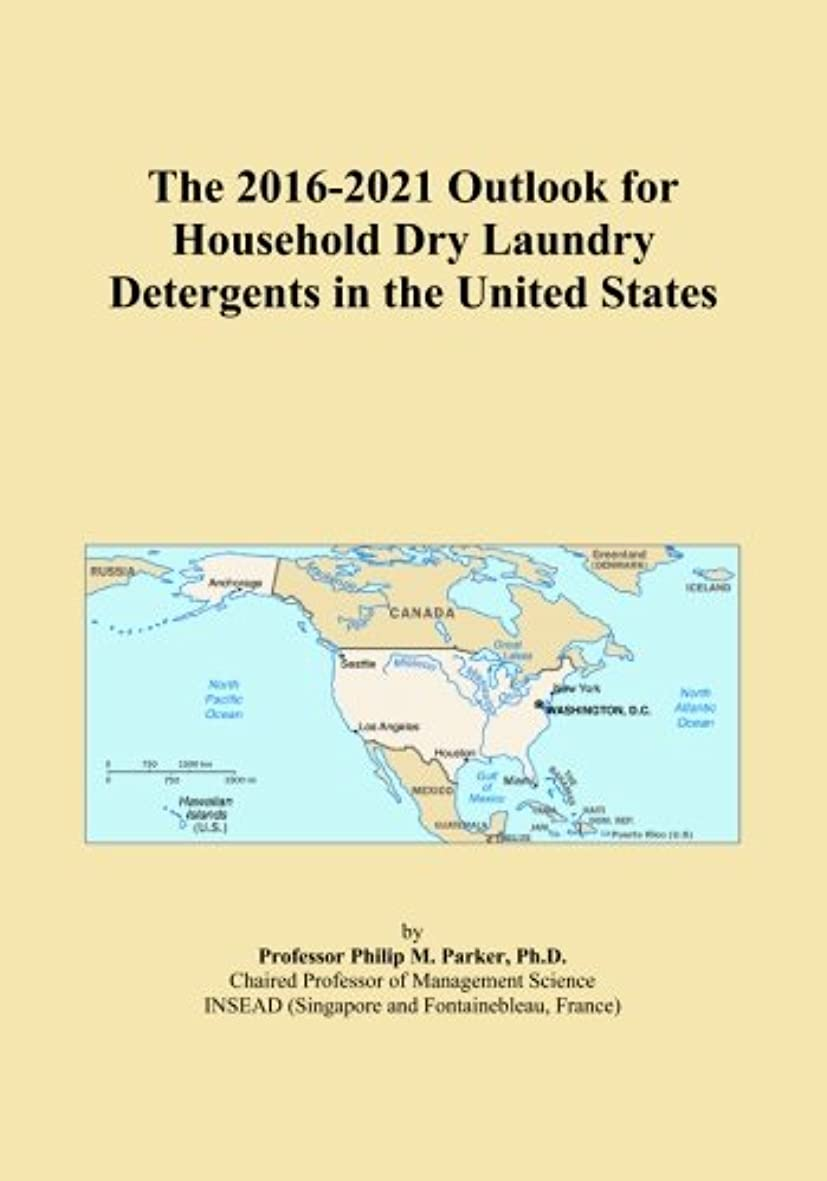 プレート居住者合成The 2016-2021 Outlook for Household Dry Laundry Detergents in the United States