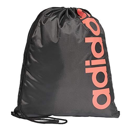 adidas LIN CORE GB Sports Bag, Legend Earth/Legend Earth/Signal pink, NS