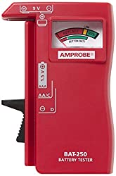 Top 10 Best Selling Car Battery Testers Reviews 2021