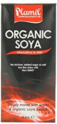 Quality nutritious tasty organic soya Made with just water and soybeans Ideal for use in tea, cereals and replacing dairy milk in cooking