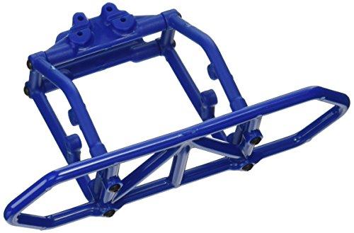 RPM Traxxas Slash 4x4 Rear Bumper, Blue
