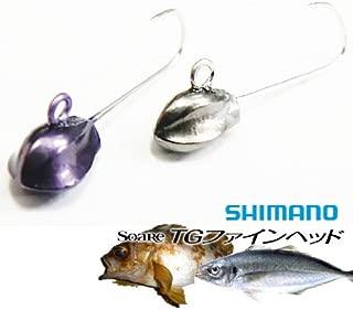 シマノ(SHIMANO) ソアレ タングステン ファインヘッド 1.2g~2.5g SS-T12K/SS-T16K/SS-T20K/SS-T25K