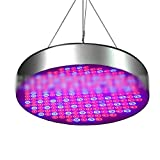JULYFZM Planta crece la tienda Kit de luz aplicada y bulbo Bombillas LED Panel 50W UFO creciente de la lámpara 250PCS (Color : As picture)