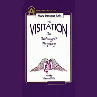 The Visitation audiobook cover art